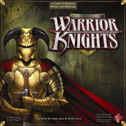 Illustrazione per Warrior Knights di Faidutti